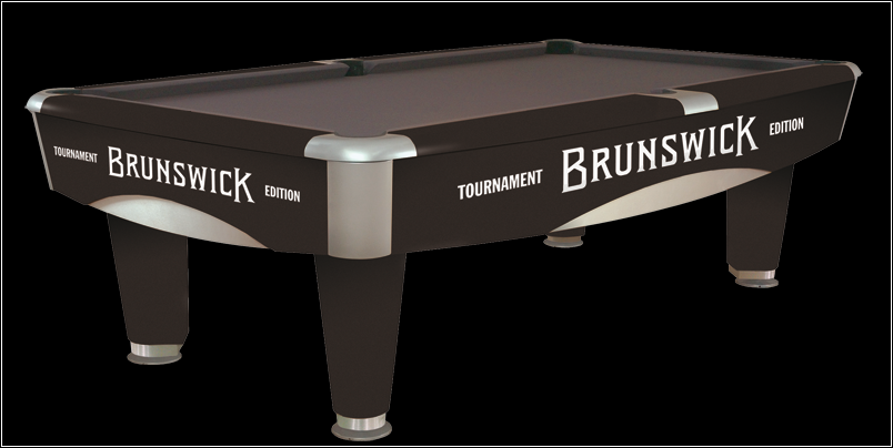 Hong Kong Pool Club - Brunswick metro pool table